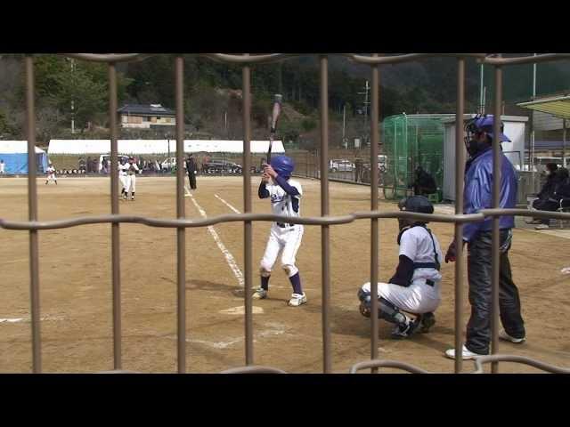 2. 夢前ベアーズ VS 一宮ヤングベアーズ (2) ・ 姫路少年野球