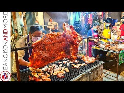 PATTAYA 2021 | Thai Street Food Festival Naklua Road