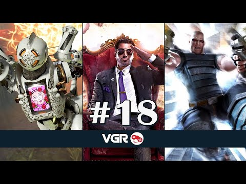 New SAINTS ROW and TIMESPLITTERS in Development? | VGR Weekly Recap Podcast #18