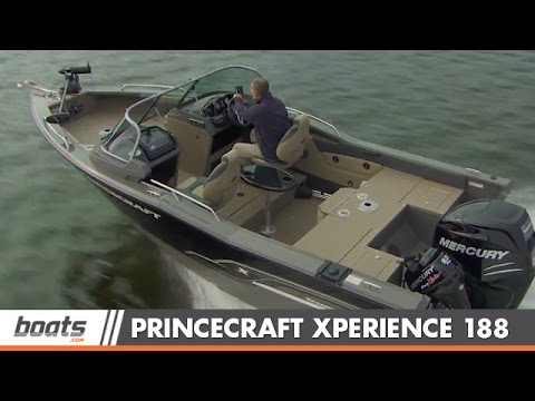 Princecraft Xperience 188 Boat Review / Performance Test