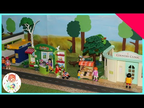 Playmobil - Unsere Playmobilstadt -  PlaymoGeschichten