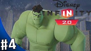 Disney Infinity 2.0 Marvel Super Heroes - The Avengers Playset - Walkthrough Part 4 - LOKI