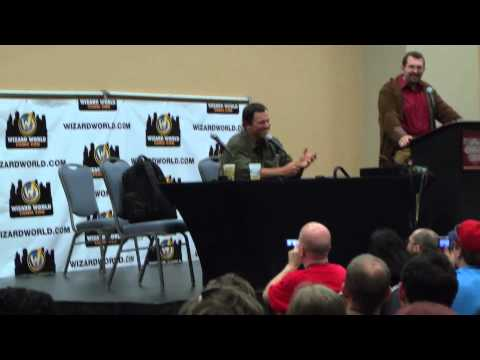 Philly Comic Con - Adam Baldwin Panel