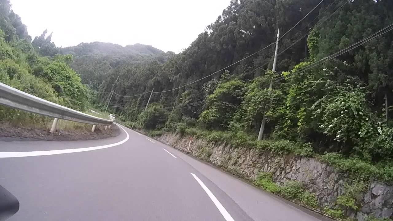 2015/07/05 栃木県道202号〜出流...