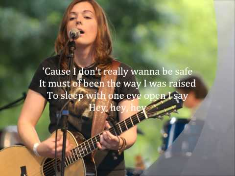 Brandi Carlile - Shadow on the wall (lyrics)