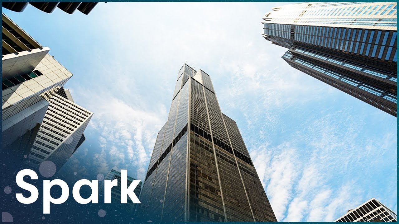 How The Sears Tower Operates | Vertical City | Spark