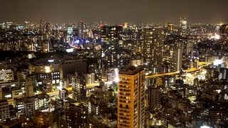 Tokyo by Night 1080i