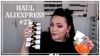 HAUL ALIEXPRESS #27