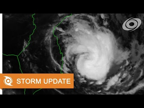Cyclone Dineo - Update 3 (February 15, 2017)