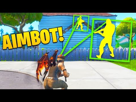 HOW TO BECOME AN AIMBOT in Fortnite Battle Royale