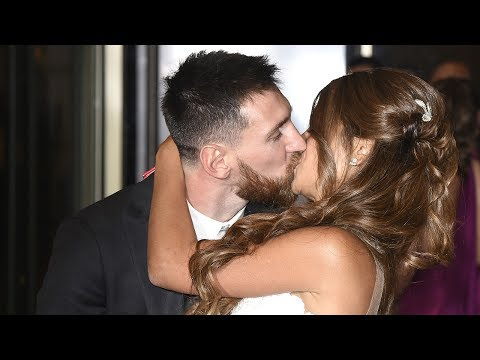 Messi's 'wedding of the century' kicks off in Argentina