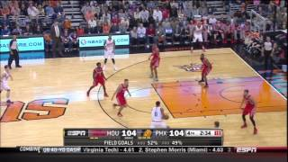 Repeat youtube video How Dwight Howard Helped Rockets Beat Dragic And The Suns