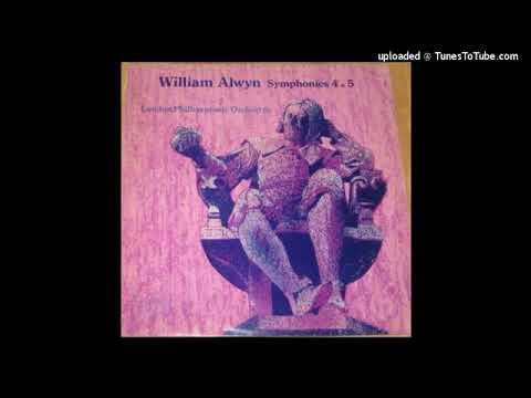 William Alwyn : Symphony No. 4 (1959)