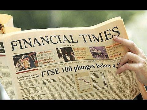 Японський Nikkei купує Financial Times