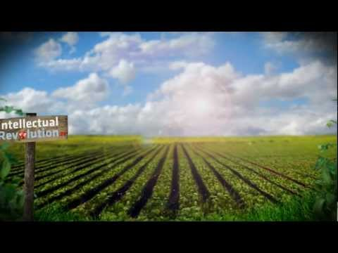Intellectual Revolution's Organic Foods Commercial