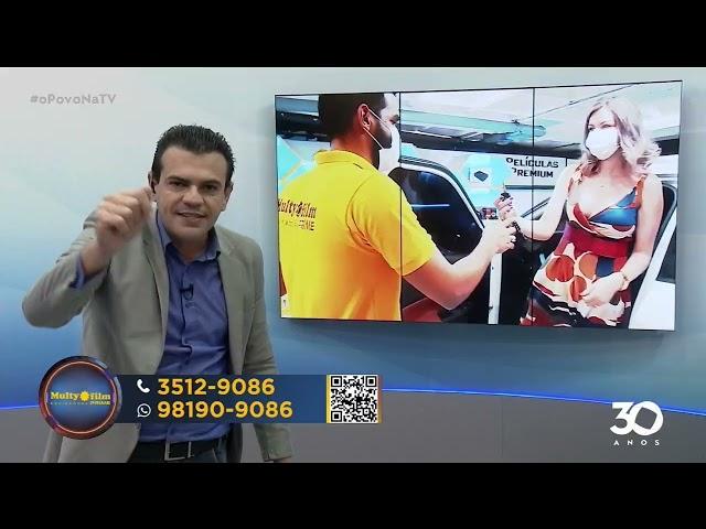 Multy Film Equipadora Prime - 06 05 2021- O Povo na TV