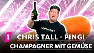 PING! – Die Mikrowellenshow mit Chris Tall: Champagner mit Gemüse