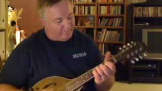 Grandfather's Clock Played On A  Mandolin
