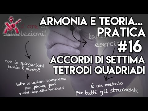 Unit 16 - Armonia e Teoria… Pratica! lezione su Pentatonica (pianoforte)