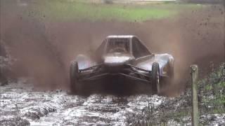 Autoblubbering Lemelerveld Mud Mania 2017 Specials