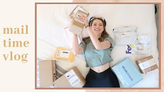 HUGE MAIL TIME! vlog | Unboxing PR & Mail from YOU!