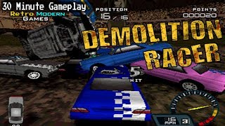Demolition Racer - PSX / Dreamcast / PC - 30 Minute Gameplay
