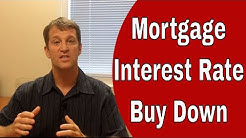 Interest Rate Buy Downs - What Are They & How Do They Work?