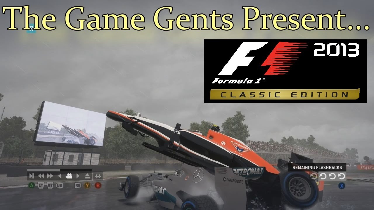 F1 2013 (Crash Simulator) | Whoops.... - YouTube