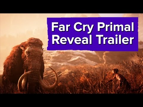 Far Cry Primal trailer - Released February 23rd 2016 for PS4/XboxOne; March for PC