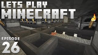 iJevin Plays Minecraft - Ep. 26: INSANE SETUP! (1.15 Minecraft Let's Play)