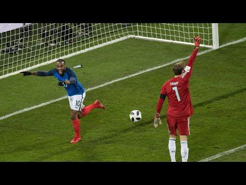 Allemagne vs France (2-2) | RESUME ET TOUS LES BUTS 14/11/2017