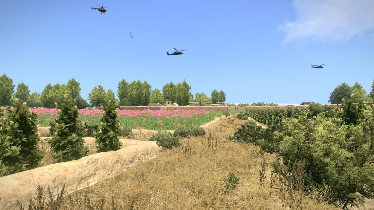 Southern Wardak Province Afghanistan ArmA Map YouTube - Arma 3 us maps