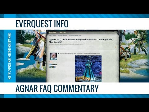 EverQuest Gameplay: Miraguls Menagerie, Plane of Fire, and Plane of Water (05/01/2017)