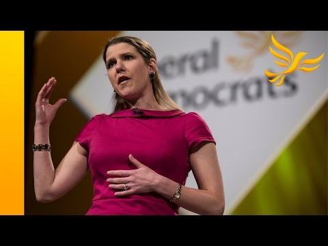 "Jo Swinson's ""Feminist Horse"" speech to Spring Conference 2015"