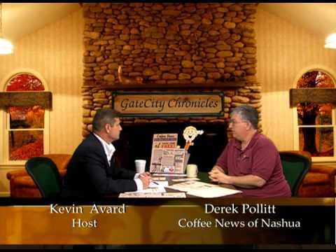 Gate City Chronicles - Episode 028 - CoffeeNews/Rep. Don LeBrun