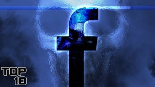 Top 10 Scary Facebook Dark Secrets - Part 3