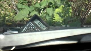 Установка реле стартера ВАЗ-2110