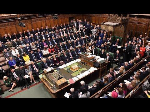 مجلس العموم البريطاني يرجئ التصويت على اتفاق بريكسيت  - نشر قبل 58 دقيقة