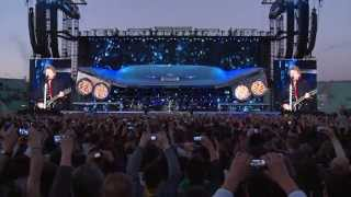Bon Jovi Live Sofia Bulgaria Because We Can Tour FIRST SONGS