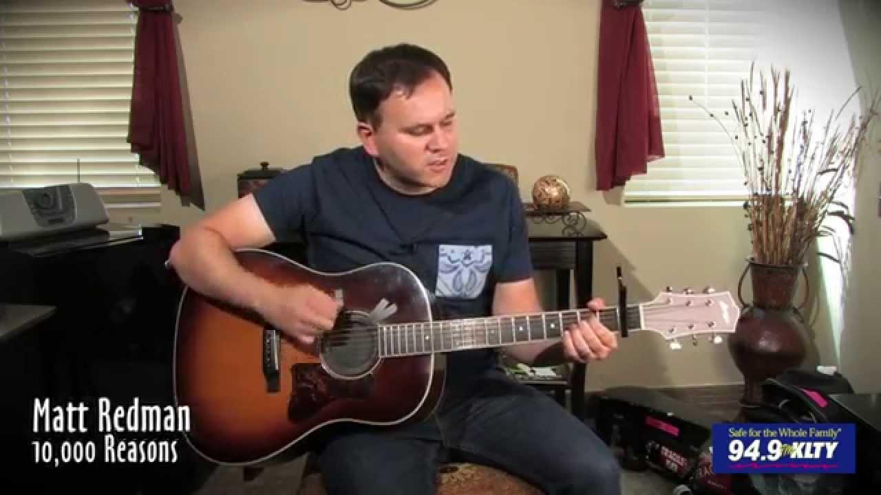 matt-redman-10-000-reasons-acoustic-94-9-klty-949klty