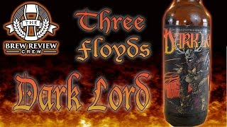 2014 Dark Lord Russian Imperial Stout. BETTER THAN BOURBON COUNTY?