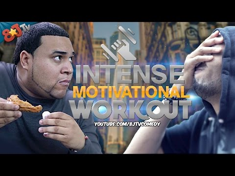 Intense Motivational Workout (8JTV)