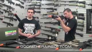 Godfather Airsoft G&G M4 Series