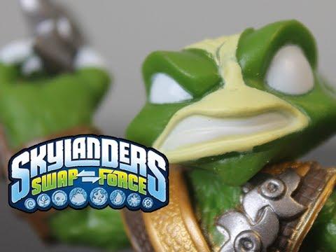 SKYLANDERS SWAP FORCE - STINKBOMB GAMEPLAY