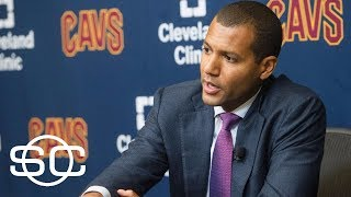 Cavaliers GM Koby Altman makes strong move in trading Kyrie Irving | SportsCenter | ESPN