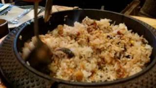 Green Island Eel Fried Rice