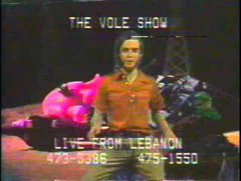 """The Vole Show """"Live From Lebanon"""""""