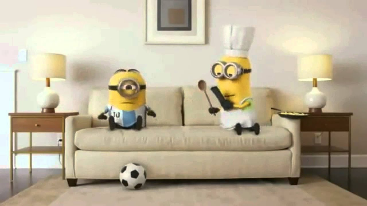 Minion Advertising #2   YouTube