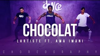 Chocolat - Lartiste ft. Awa Imani | FitDance Life (Choreography) Dance Video