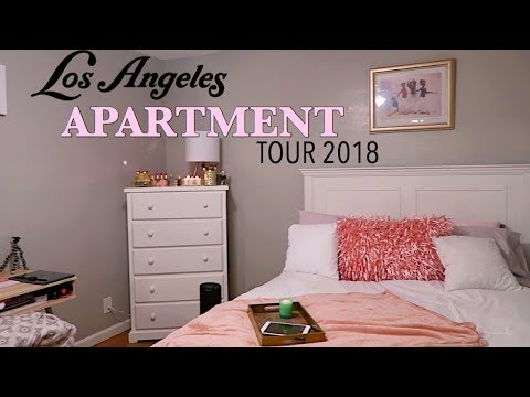 NEW APARTMENT TOUR (LOS ANGELES)  | Luxury On A Budget 2018